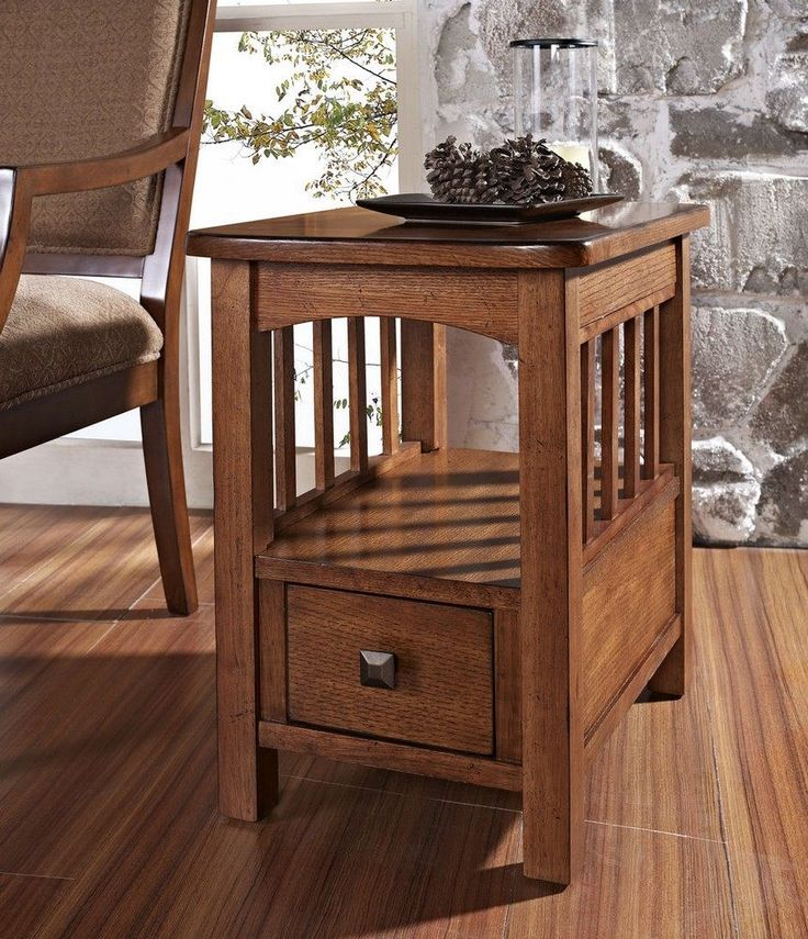 17 Best Images About End Tables On Pinterest Mission