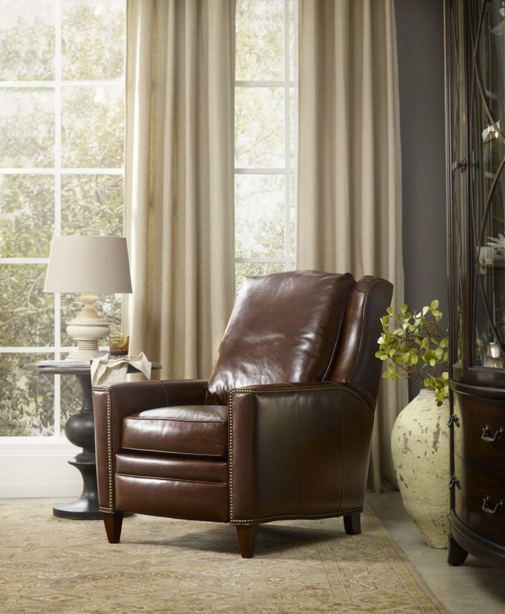 ... Offers Smart Proportions In Addition To Sumptuous Leatheru2013making It  Right For Any Room. Find The Sumptuous Leather Of Bradington Young Furniture  At West ...