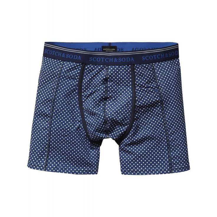 Scotch and Soda 2-Pack Boxer Shorts | John-Andy.com