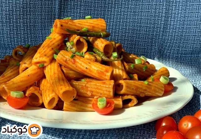 باستا بصوص الحبق بالصور من وصفات نور Recipe Food Vegetables Carrots