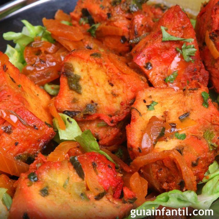 El pollo tandoori es uno de los platos indios tradicionales por excelencia. Por ello, Guiainfantil.com te trate la elaboración, paso a paso, de este rico plato.