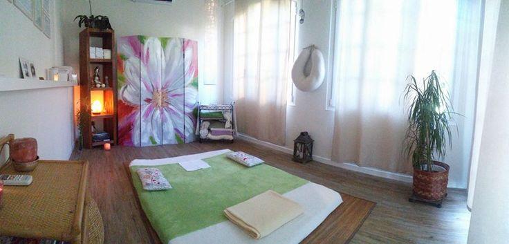 my shiatsu room