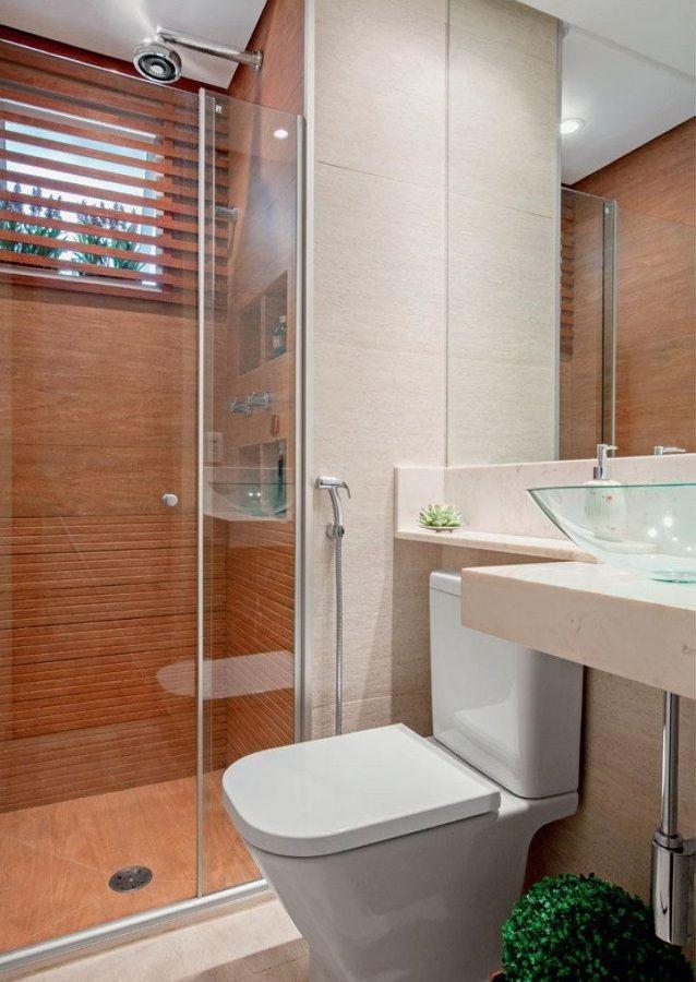 banheiro pequeno