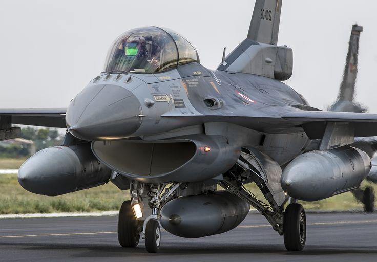 https://flic.kr/p/Rqp7bZ | Lockheed Martin F-16D Fighting Falcon | Turkish Air Force