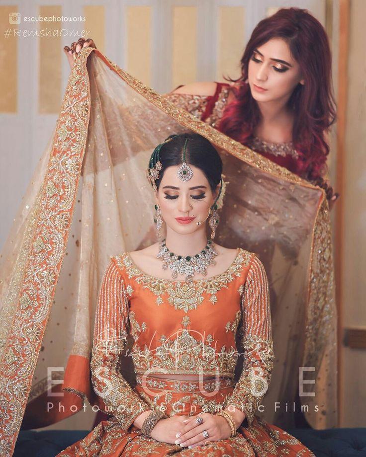 Pin by Sana Khan on Bridal dress design in 2020