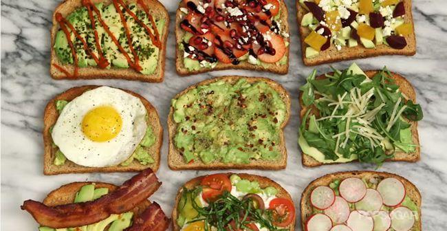 Video: Avokádové nátierky - zdravé a chutné recepty