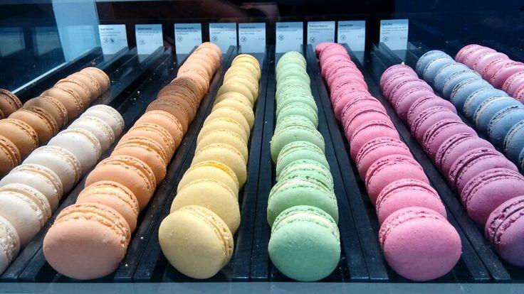 Macarone #foodhal #rotterdam