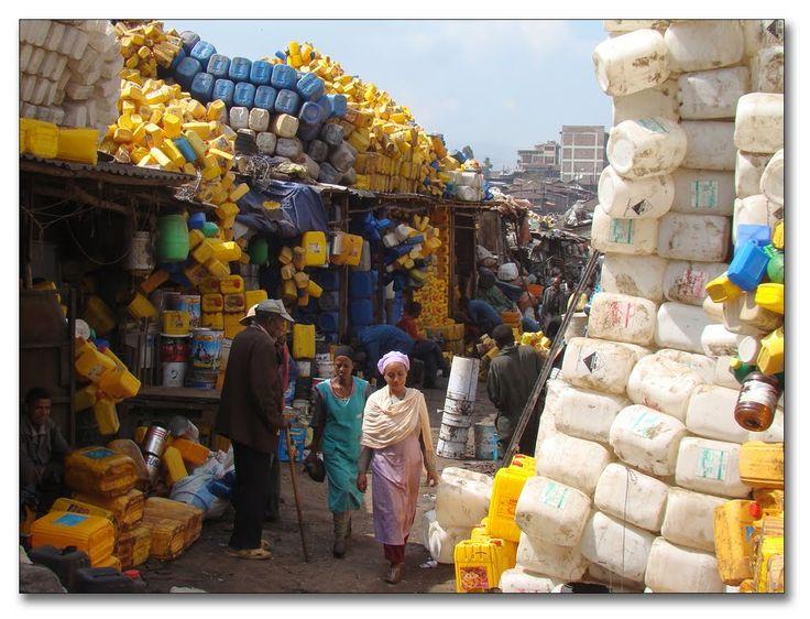 Addis Abeba, Merkato