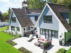 Νέα Αγγλία, Home, Αρχιτεκτονική