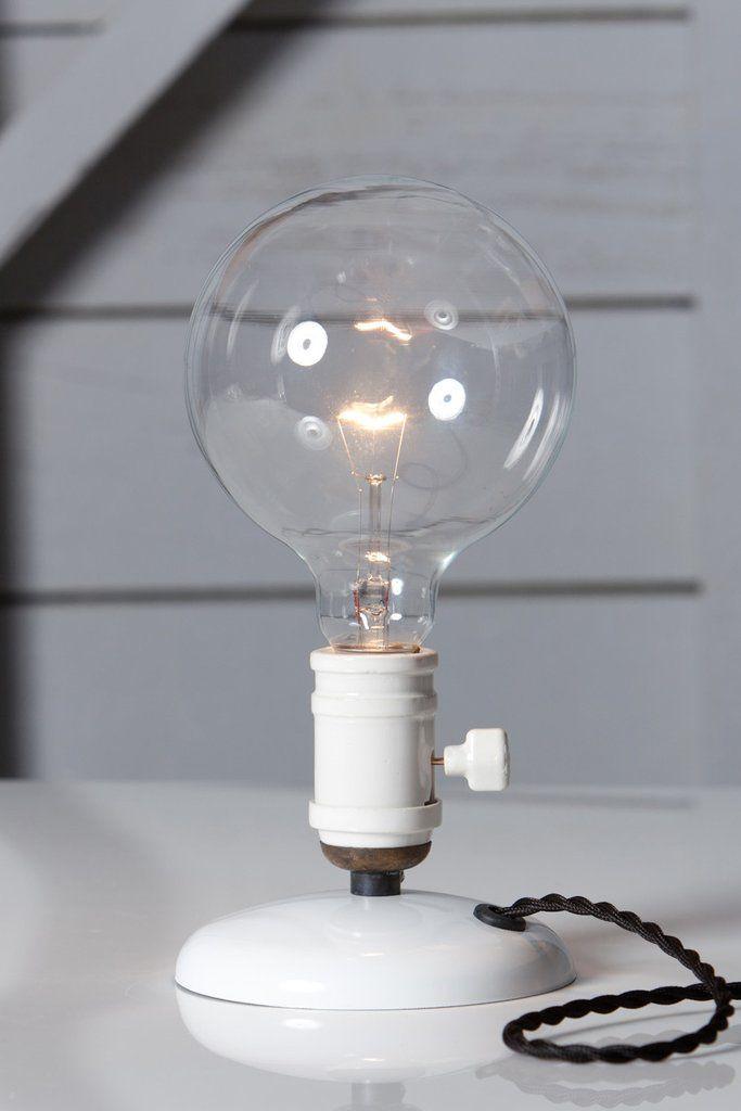 17 Best images about light desk – Light Bulb Desk Lamp