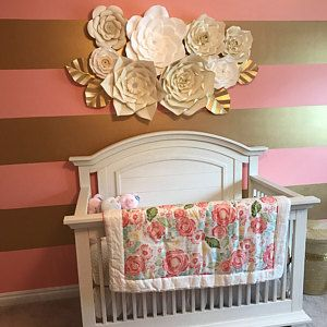 12 best Paper Flower Wall images on Pinterest   Paper flower wall ...