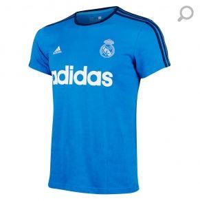Camiseta Real Madrid 2015/2016 UCL Azul adidas