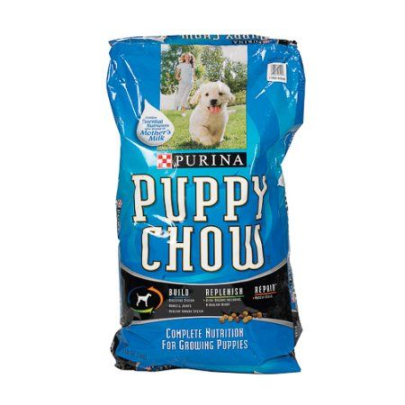 Purina Puppy Chow Complete Dog Food Bonus Size 36 lb. Bag