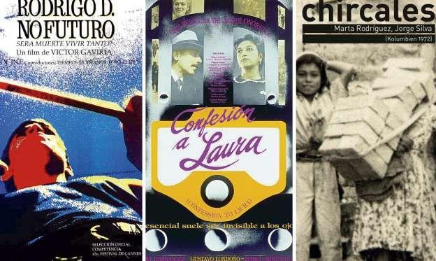 Las 10 Joyas del Cine Colombiano Film, Cover, Entertainment, Jewels, Art, Movie, Film Stock, Cinema, Films