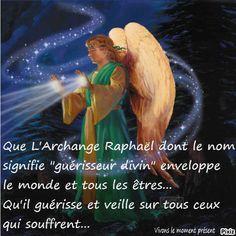 Archange RAPHAEL archange de la guérison Plus