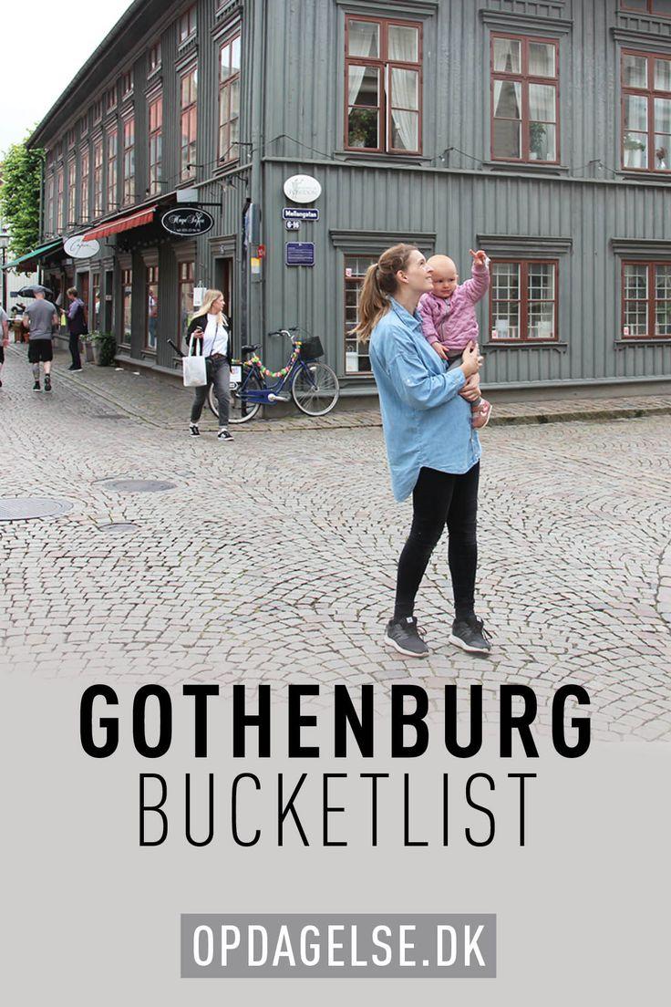 What is on your Gothenburg Bucketlist?