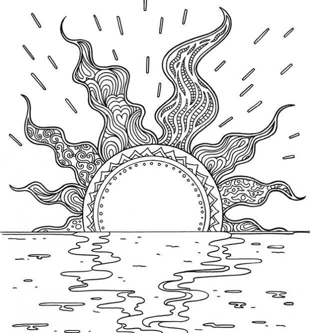 Die besten 25+ Mandala Sonne Tattoo Ideen auf Pinterest ...