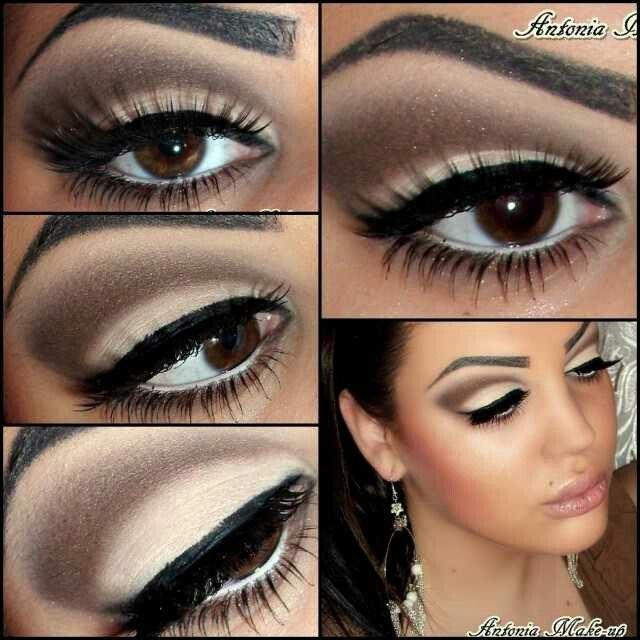 agrandar los ojos maquillaje