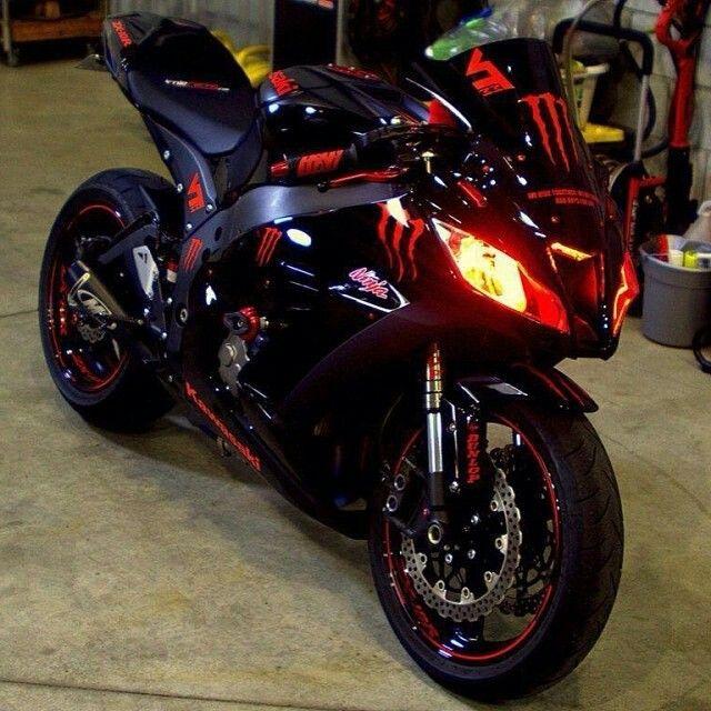 Kawasaki zx10r too dope
