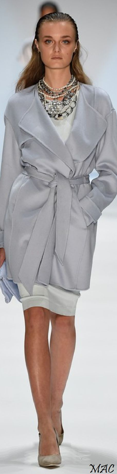 Spring 2015 Ready-to-Wear Marc Cain