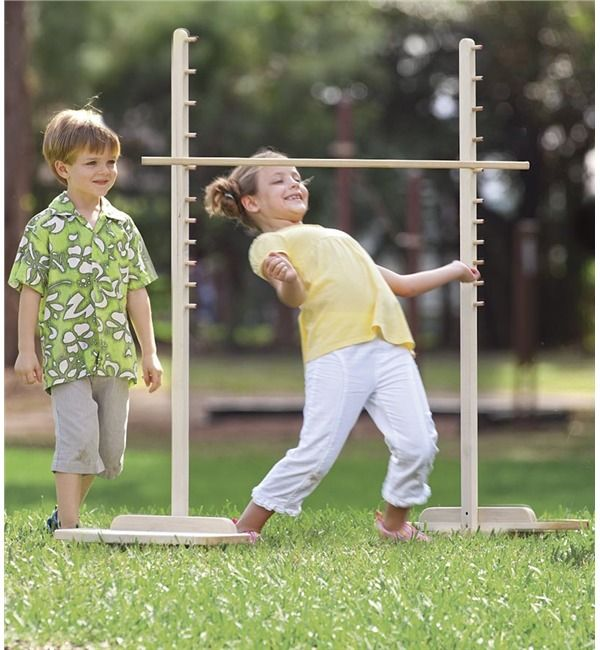 Wooden Limbo Game | Active Play Toys