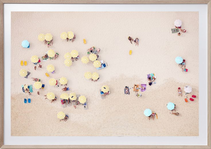 Photography: Hannah Blackmore / Interior: Three Birds Renovation / Art: Danielle Cross It's the art trend we can't get enough of – beach aerial photography. Adorning contemporary and coastal style homes, this style of art is truly breathtaking. We've rounded up our top 4 contenders in t