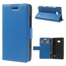 Custodia Nokia Lumia 930 Book Portafoglio Azzurro Chiaro € 9,99