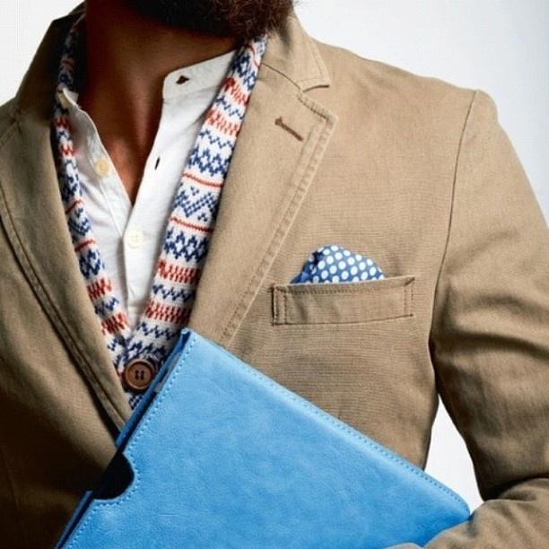 Classic men layering on grandglam.blogspot.ca
