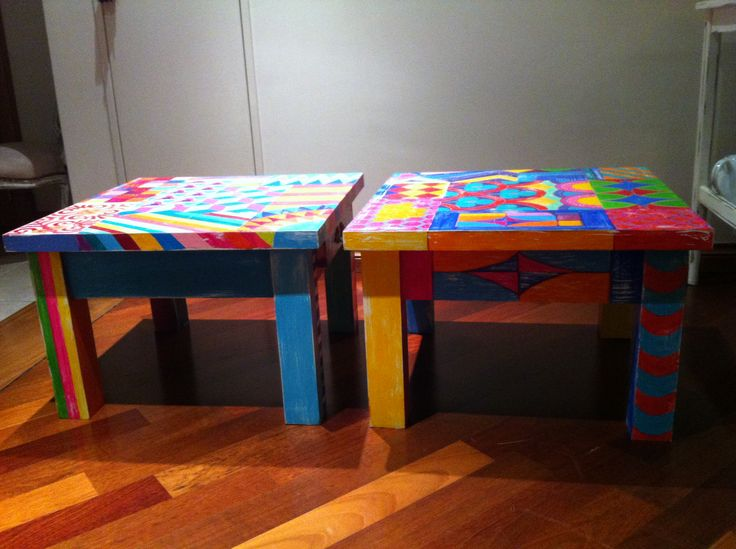 1000 images about vintouch muebles on pinterest - Comodas pintadas a mano ...