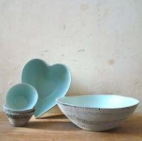 Mud pan bowl collection