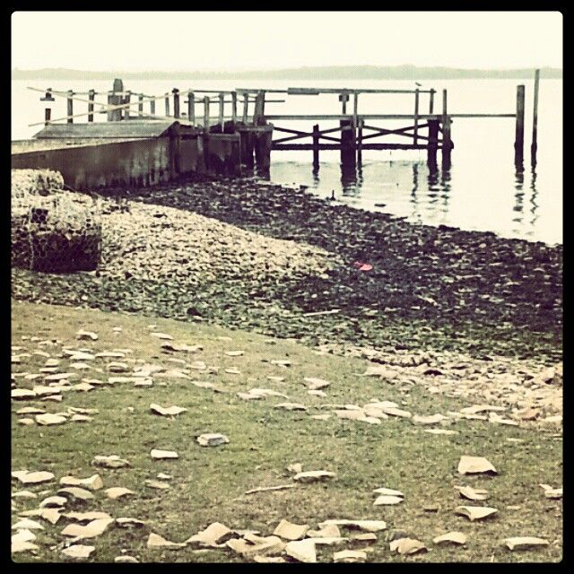 Pottery Pier, Brownsea Island, Poole, England