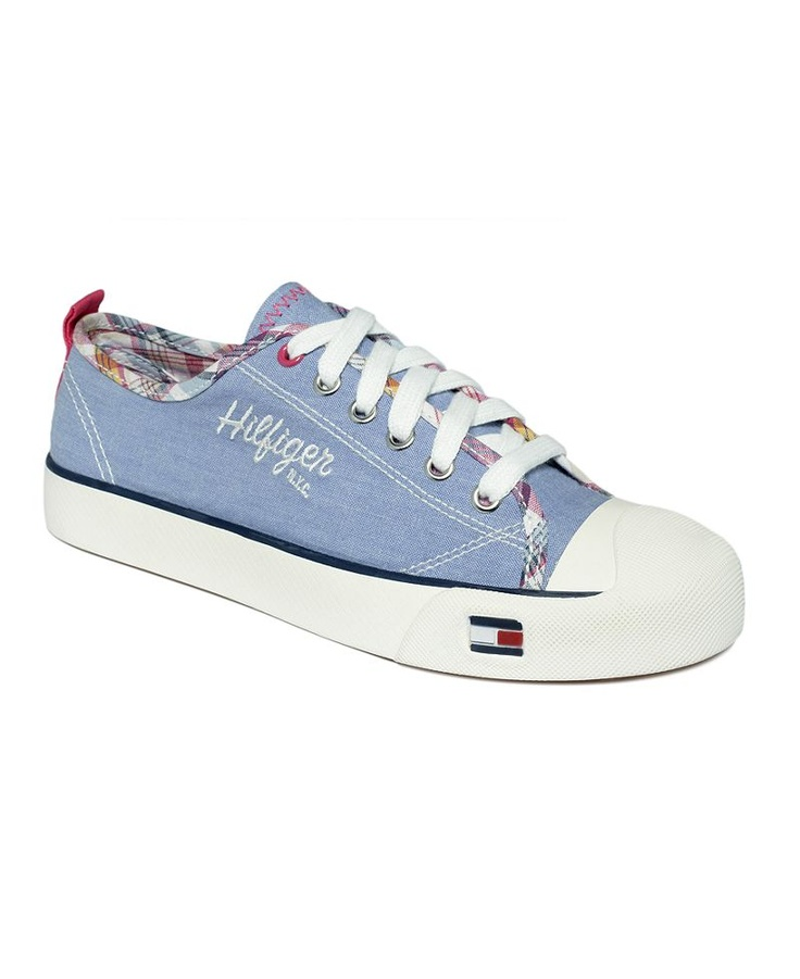 Tommy Hilfiger Womens Shoes, Sandra Sneakers  Tommy