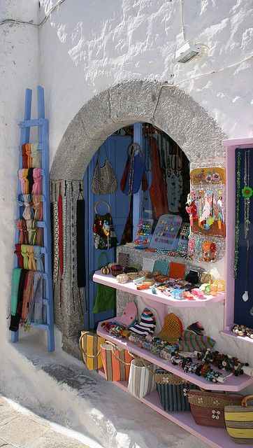 Patmos by dstriano11, via Flickr