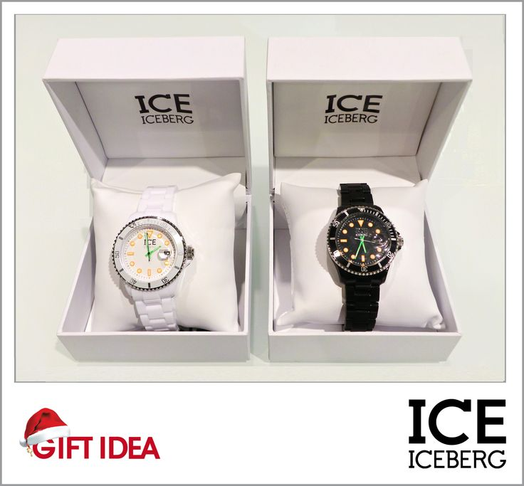 #GIFT #IDEA!  #Watch (for man and woman) / #Orologio da polso (uomo e donna) - #IceIceberg #Original price: 195,00€ #Outlet #price: 120,00€ ! #Promotional price! while stocks last: 50,00€  #Available at #Iceberg - store number 64. Disponibili presso Iceberg - civico 64. http://www.palmanovaoutlet.it/en/outlet/shops/iceberg-outlet