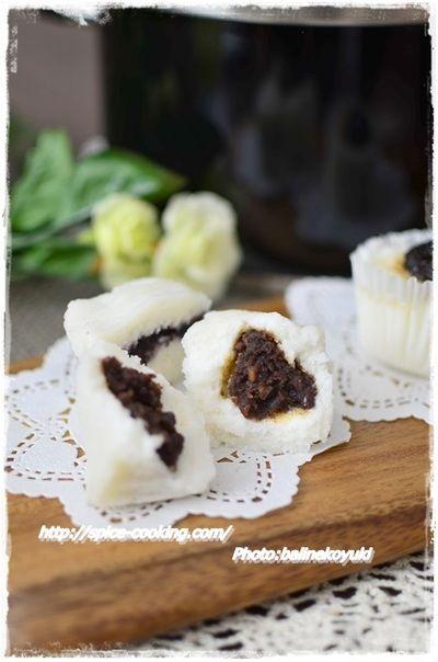 ワンダーシェフ・オース】鹿児島のお菓子「かるかん」を作ってみました ...