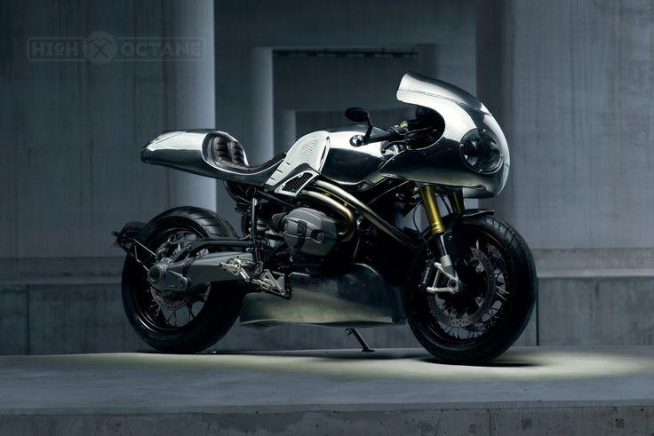 HP nineT Is A Customized BMW Bike By High Octane