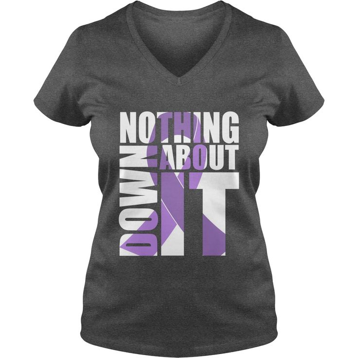 Men & Women's Nothing DOWN About It Awareness Cancer T Shirt #gift #ideas #Popular #Everything #Videos #Shop #Animals #pets #Architecture #Art #Cars #motorcycles #Celebrities #DIY #crafts #Design #Education #Entertainment #Food #drink #Gardening #Geek #Hair #beauty #Health #fitness #History #Holidays #events #Home decor #Humor #Illustrations #posters #Kids #parenting #Men #Outdoors #Photography #Products #Quotes #Science #nature #Sports #Tattoos #Technology #Travel #Weddings #Women
