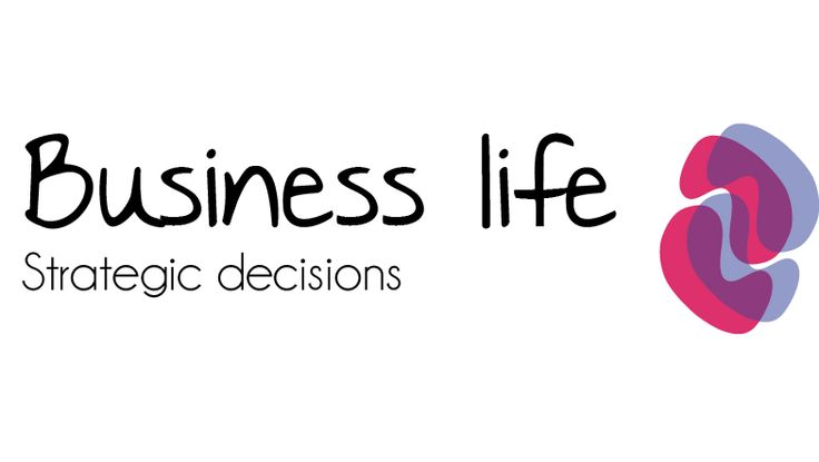 Business life lienzo Business life canvas logo