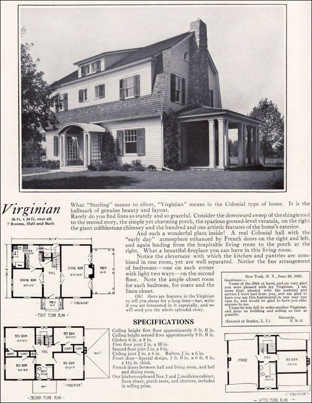 738 best dutch colonial images on pinterest dutch for Dutch revival house plans