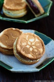 Imagawayak (Obanyaki) 今川焼き・大判焼き | Easy Japanese Recipes at JustOneCookbook.com