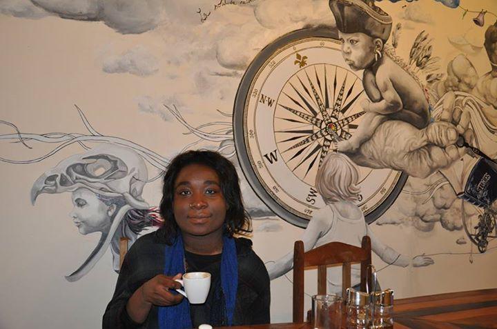 Café del Pintor - Valparaíso  visitantes