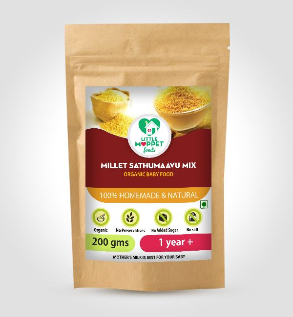 Millet Sathumaavu Health mix for babies