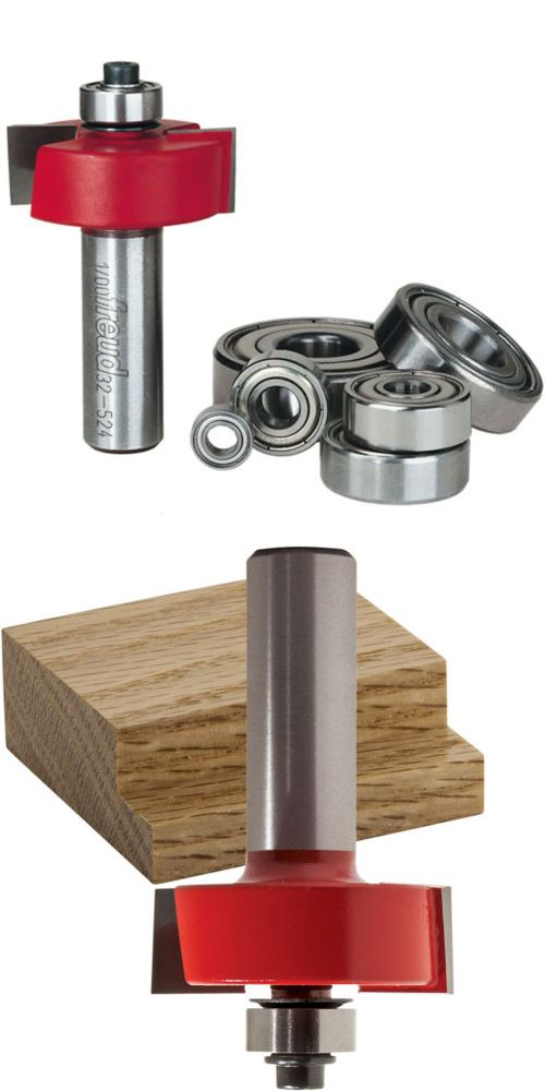 Router Bits 177001: Freud # 32-524 Rabbeting Bits, 1-3 8 Dia. X 1 2 H X 1 2 Sh. -> BUY IT NOW ONLY: $57.47 on eBay!