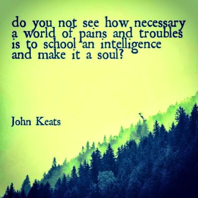 Image result for john keats quotes