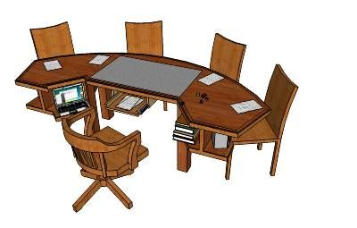 DnD Gaming Table