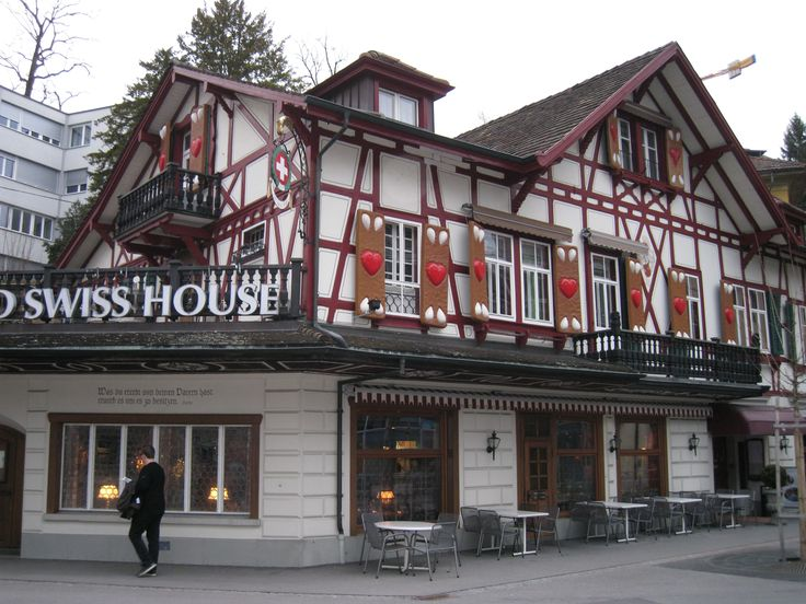 Ресторан Old Swiss House