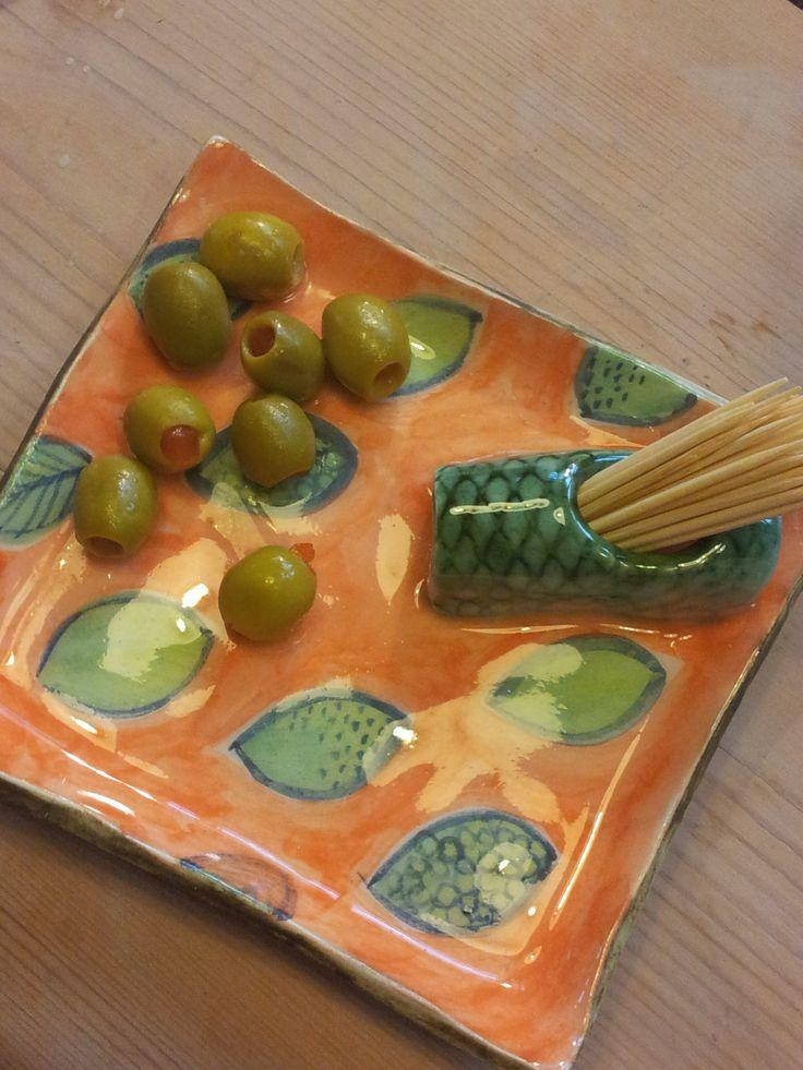 Canape Aperitif Dish, £18.00