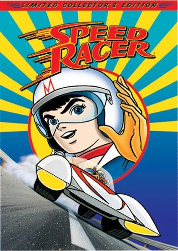 Speed Racer – DVD Collection Cover Art