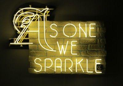 As One We Sparkle (Swarovski)