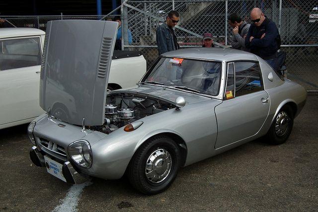 "Toyota Sports 800 coupe ""yota-hachi"""
